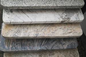 Parapet z kamienia