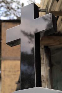 krzyże granitowe Marysin