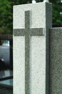 krzyże granitowe