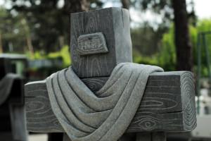 krzyż nagrobkowy Mińsk Maz