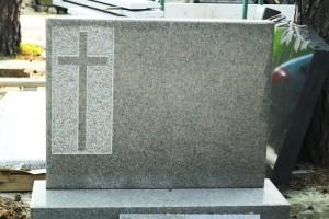 krzyż nagrobkowy powsin