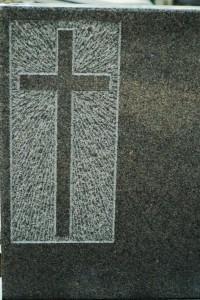 krzyż nagrobkowy wołomin
