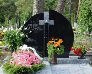 krzyże nagrobkowe Marysin wawerski