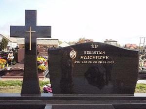 krzyże nagrobkowe Konstancin