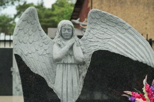 nagrobek granitowy cmentarz północny