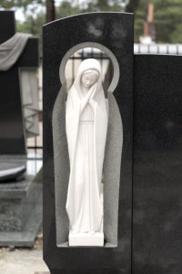 Kamieniarz cmentarz wolski