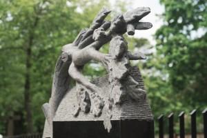pomnik granitowy cmentarz wolski
