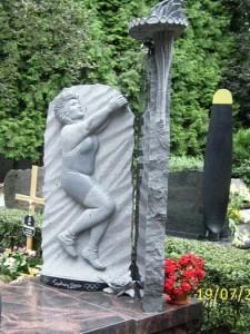 Kamila Skolimowska pomnik