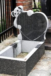 pomniki dziecięce Bródno