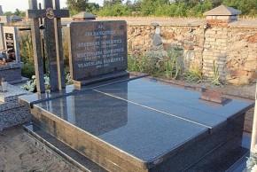 Nagrobki Cmentarz Południowy
