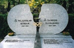 grób Ślusarski