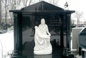 rzeźby granitowe