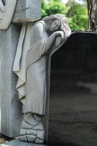 rzeźby granitowe Powsin
