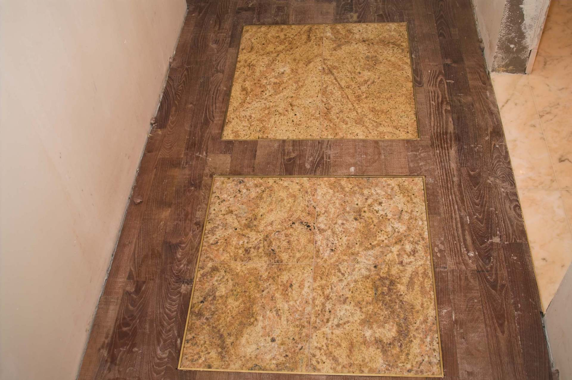 podłoga granitowa