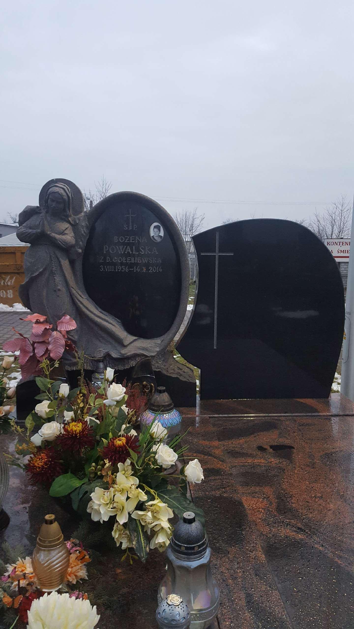 zakład kamieniarski Cmentarz Północny