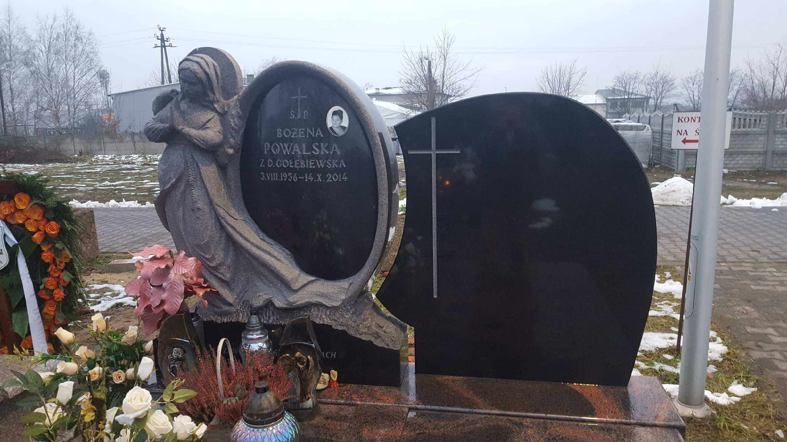 pomniki Cmentarz Północny