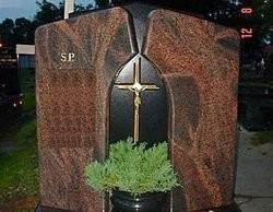 pomniki granitowe wzory