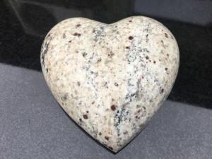 serce rzeźba warszawa