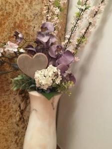 wazon z marmuru