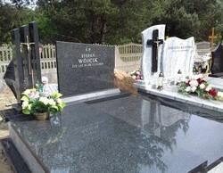 pomniki granit wierzbno