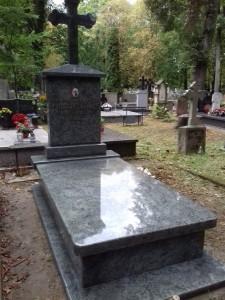 cmentarz prawosławny pomniki warszawa