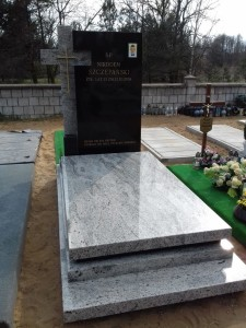nagrobki granit ceny warszawa