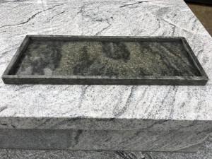 podstawka granitowa pod znicze
