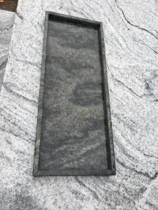 podstawka pod znicze granit