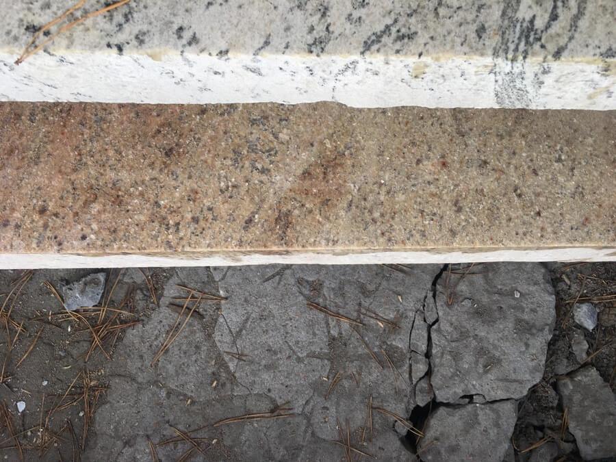 Chiffon Ivory granit