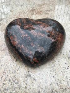 serce z granitu dodatek