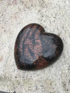 serce z granitu mazowieckie