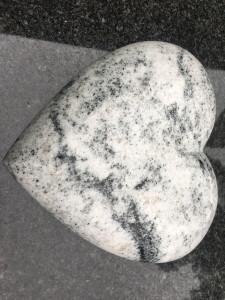 serce granit wiskont