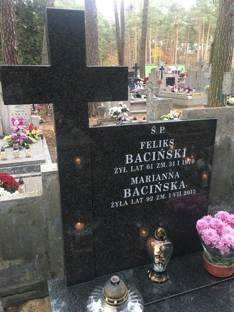 pomnik granit impala warszawa