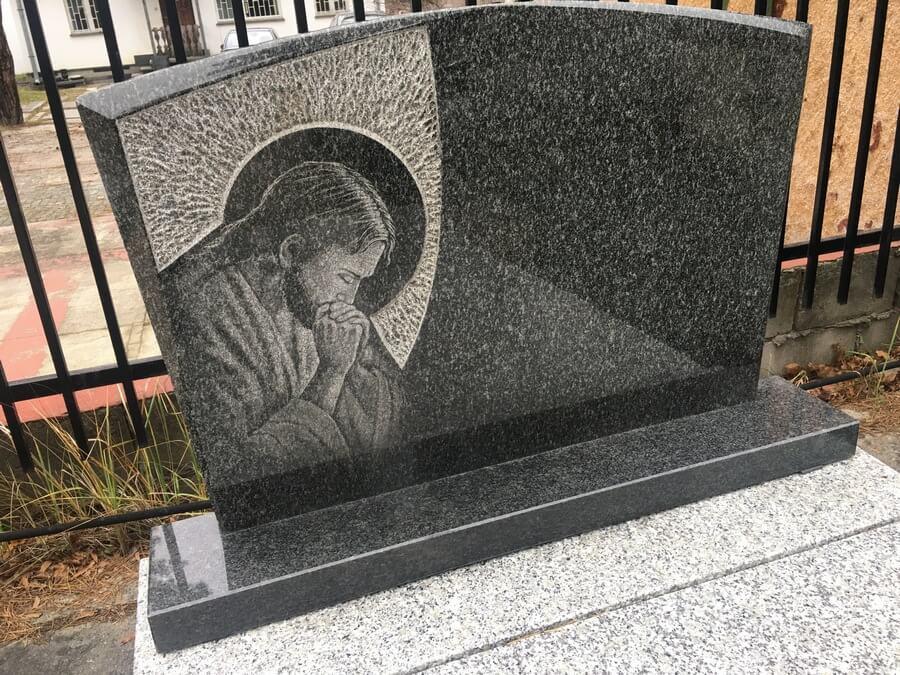 pomniki granit strzegom warszawa