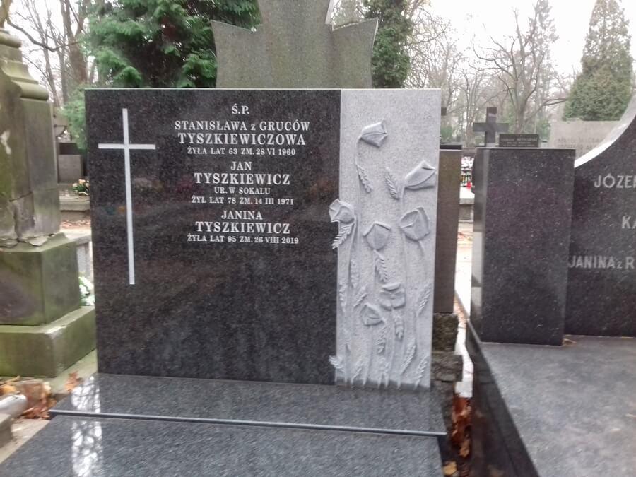 pomnik granitowy tanio