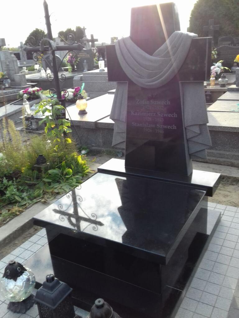 urna granit nagrobek