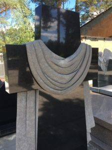 krzyż granit szwedzki warszawa