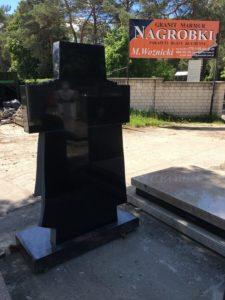 krzyż granitowy szwedzki warszawa