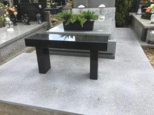 ławka granit warszawa