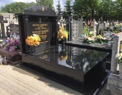 nagrobki granit cmentarz dobre ceny