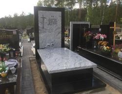 nagrobek z granitu Białobrzegi cena