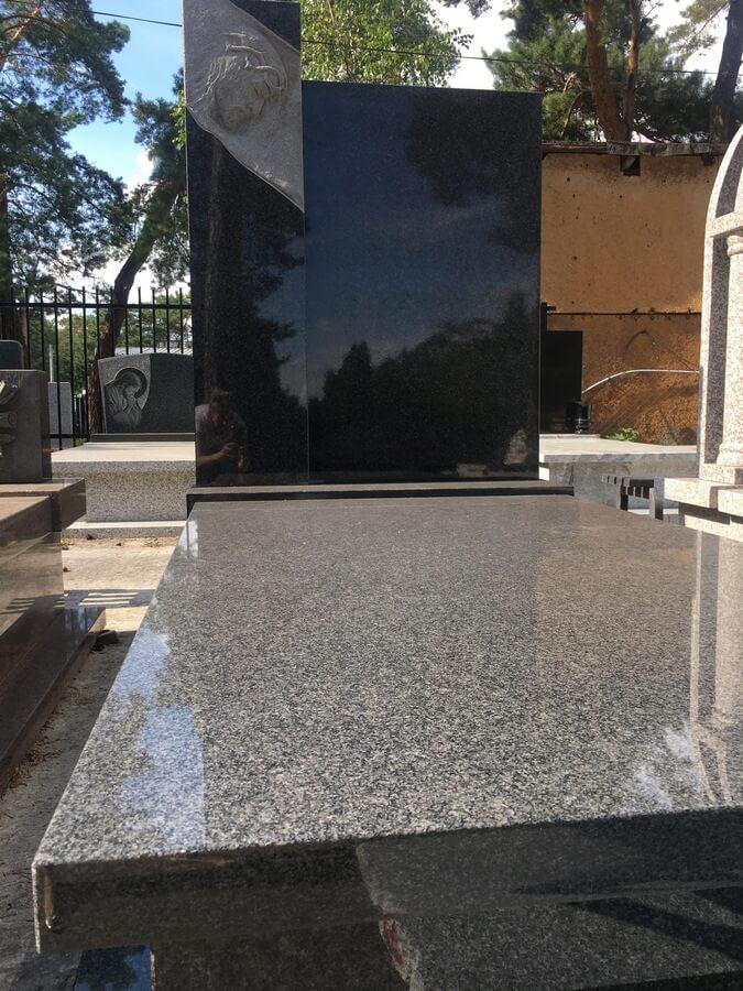 granit impala tani nagrobek