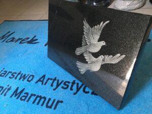 grawerowanie granit warszawa
