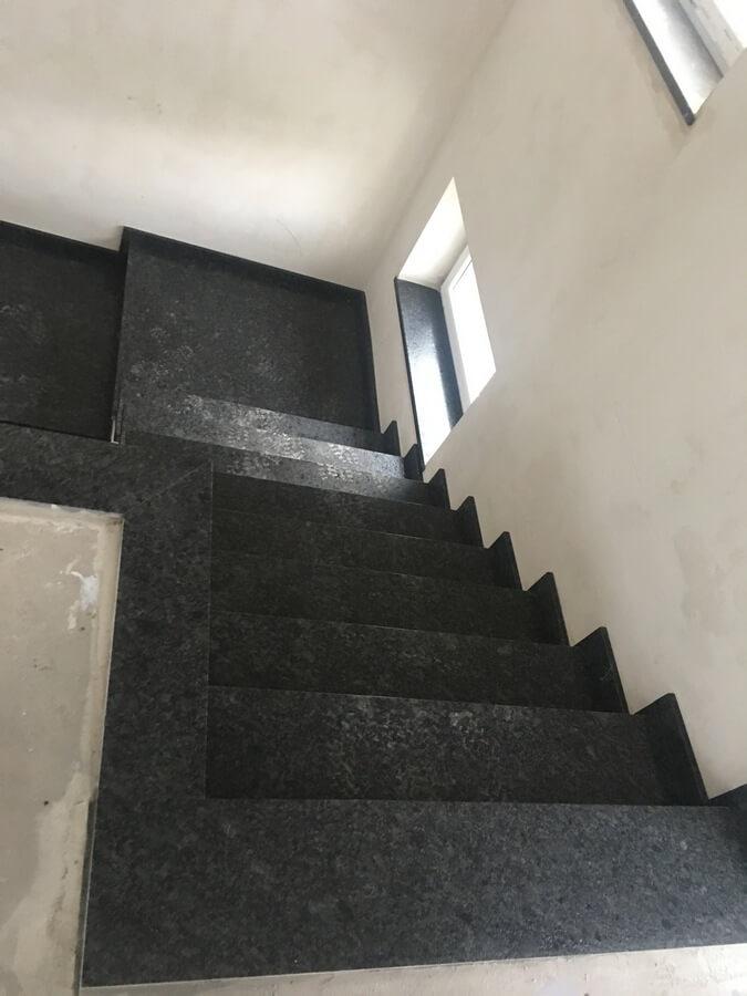 schody granitowe lapatur