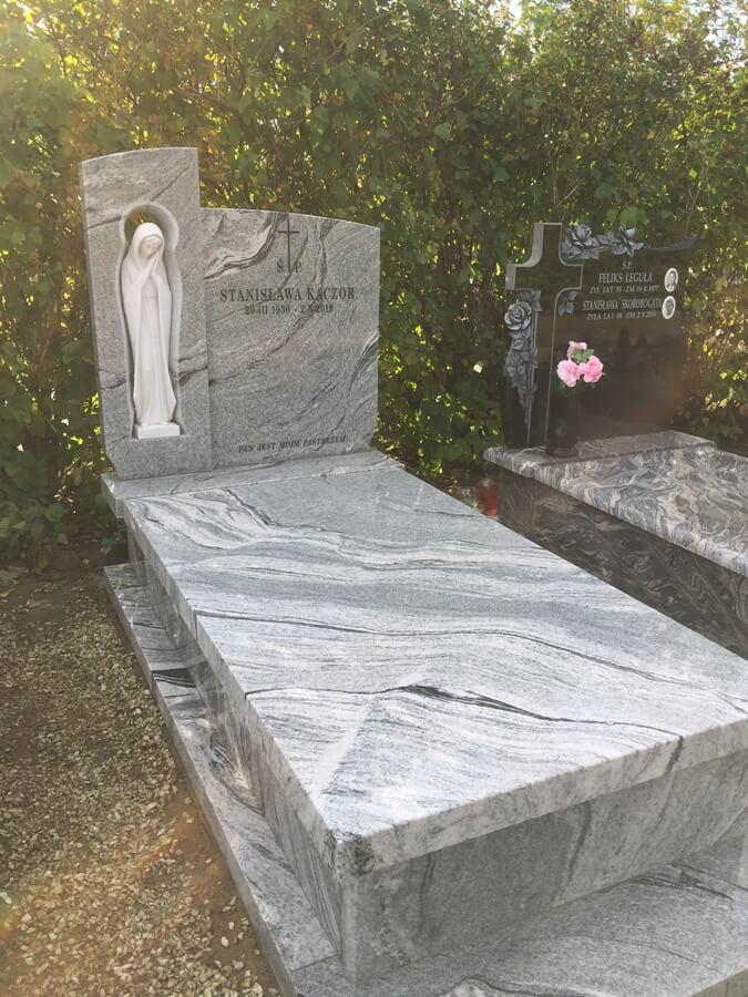 granit pomnik wólka