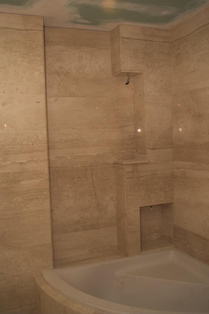 kamień w łazience warszawa