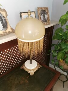 lampa marmur
