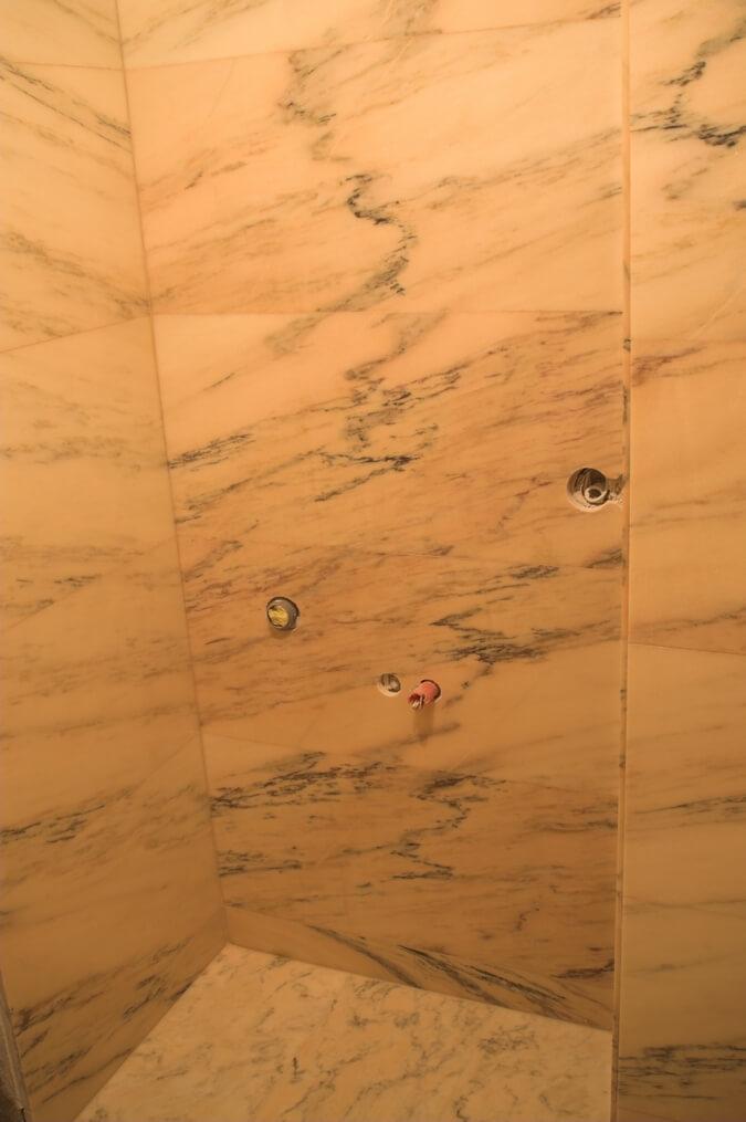 elegancka łazienka marmur warszawa