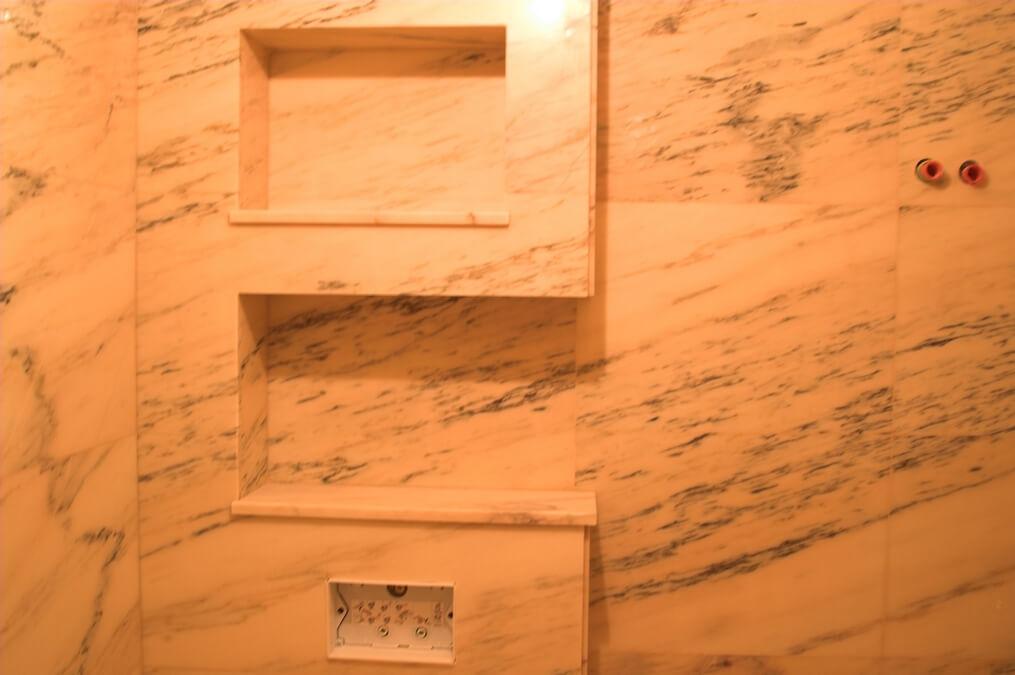 marmurowa łazienka warszawa