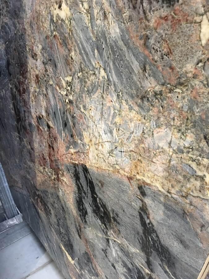 granit lava oro